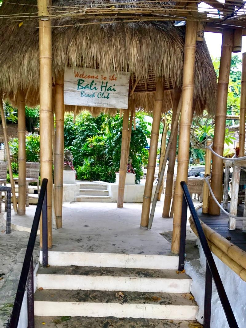 Bali Hai boat tour welcome