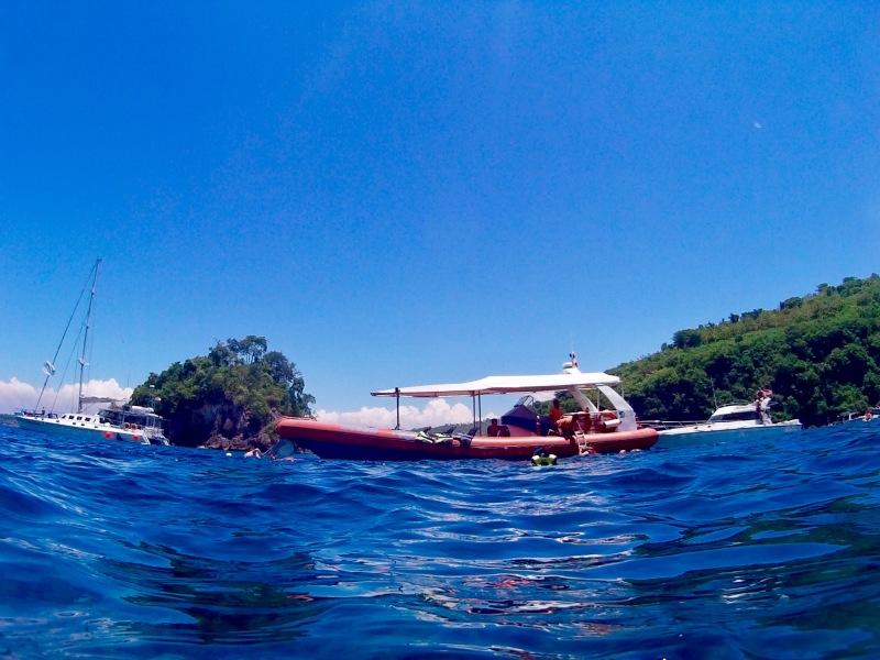 Bali Hai 3 island boat tour