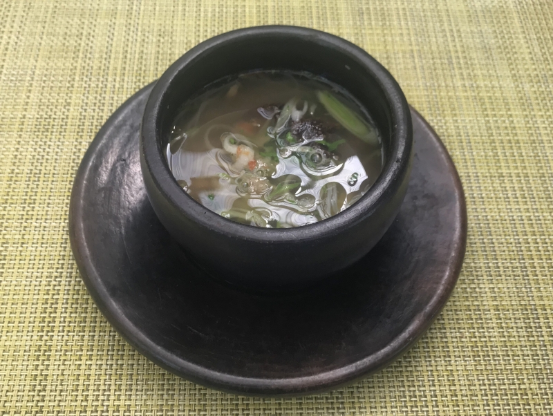 chicken soup bali