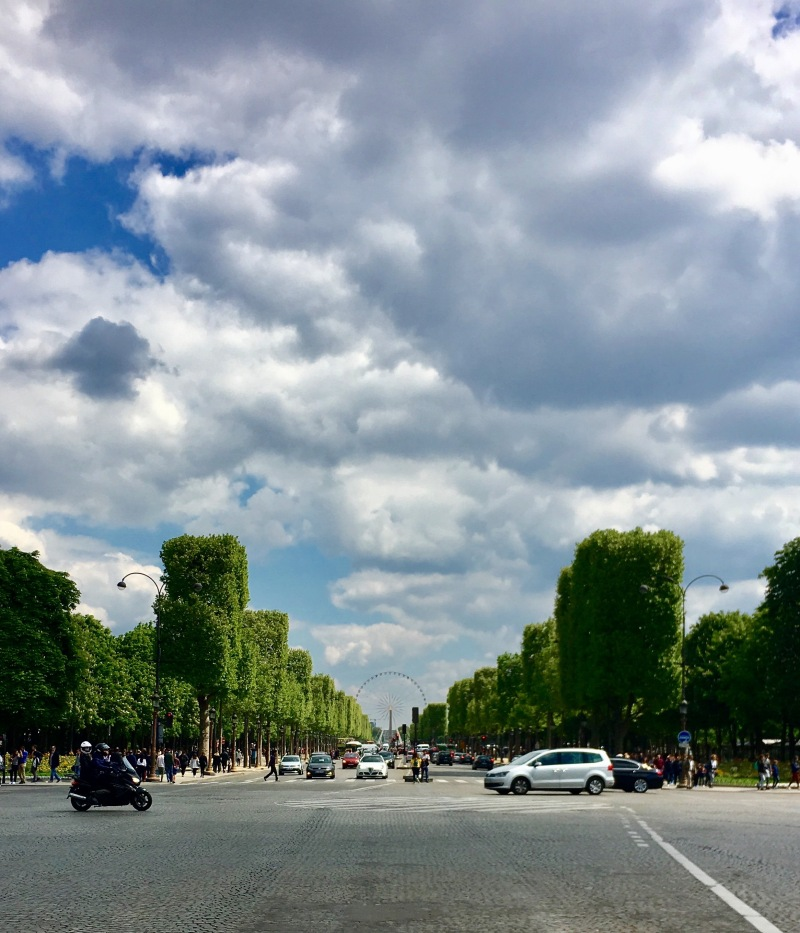 champ elysee paris