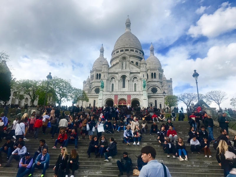 sacre coeur cathedral paris