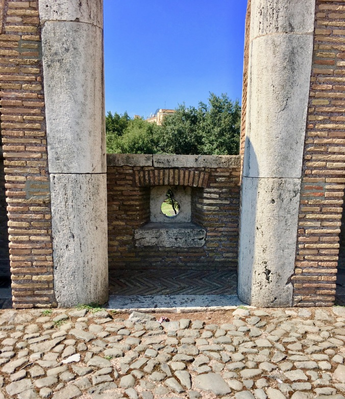 Castel Sant'Angelo battlements