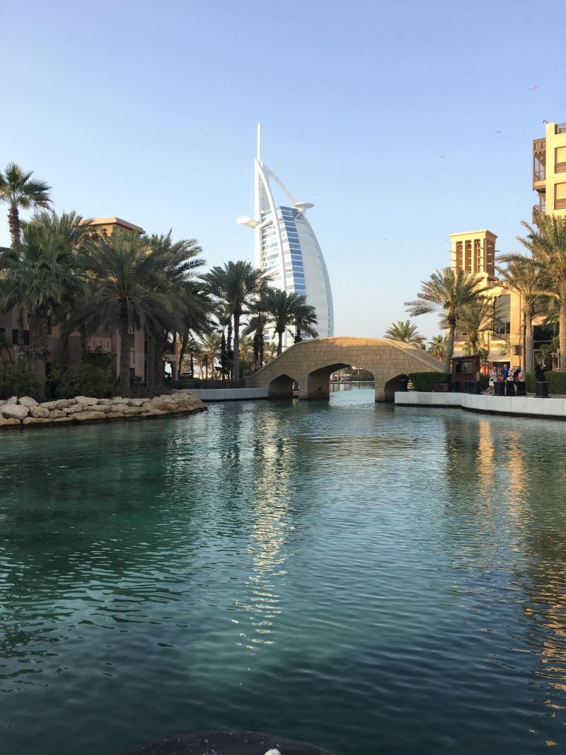 souk madinat jumeirah dubai sunset burj al arab