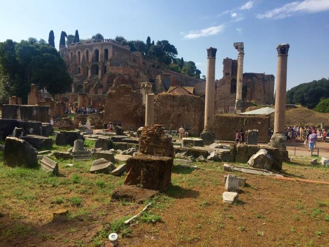 roman forum roman forum