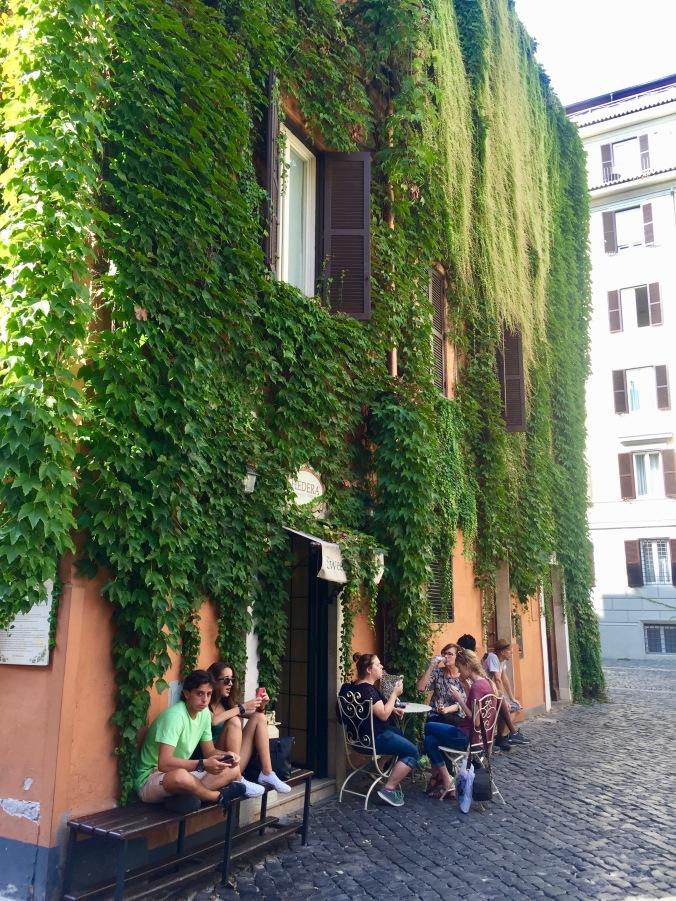 gelato shop vatican city rome