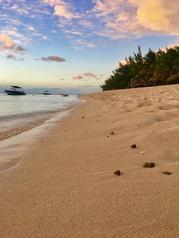 Le Morne sunrise, Mauritius