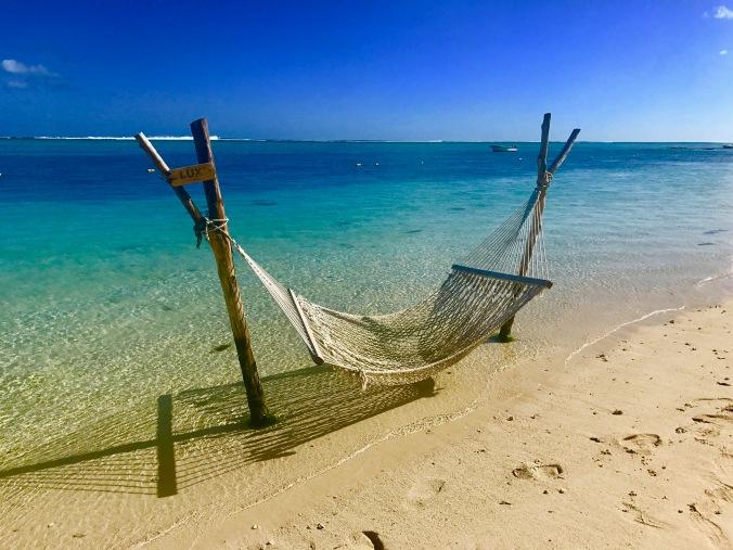 lux le morne resort, mauritius, sea hammock