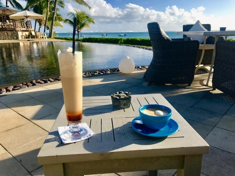 cafe lux. mauritius