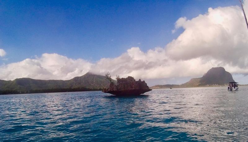 Crystal rock, mauritius